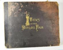 Views of the Worlds Fair-Very Rare