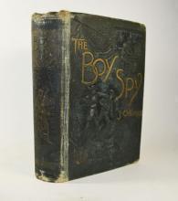 The Boy Spy -JO Kerby