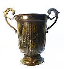 Vintage Decorative Solid Brass Vase