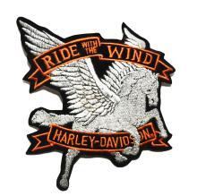 Vintage  Harley Davidson Patch