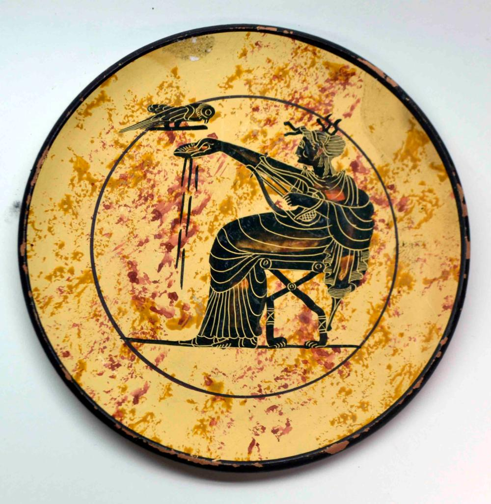 Ceramic Plates for Sale at Online Auction | Buy Rare Ceramic Plates