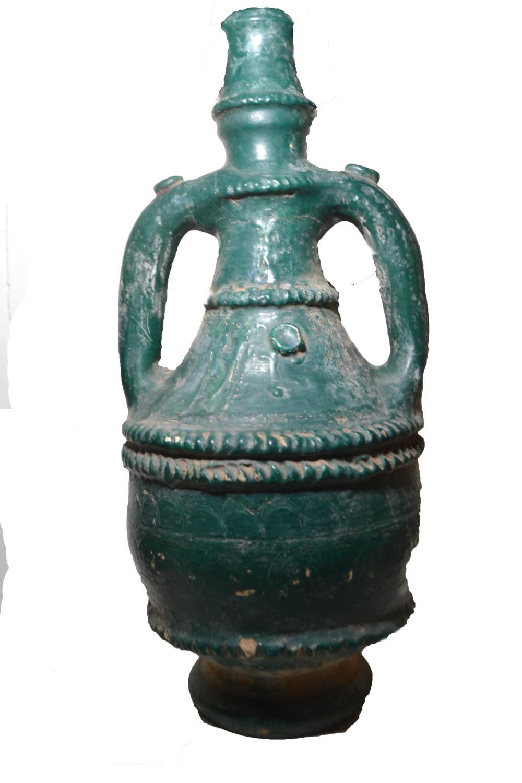 Antique Liquid Vessel