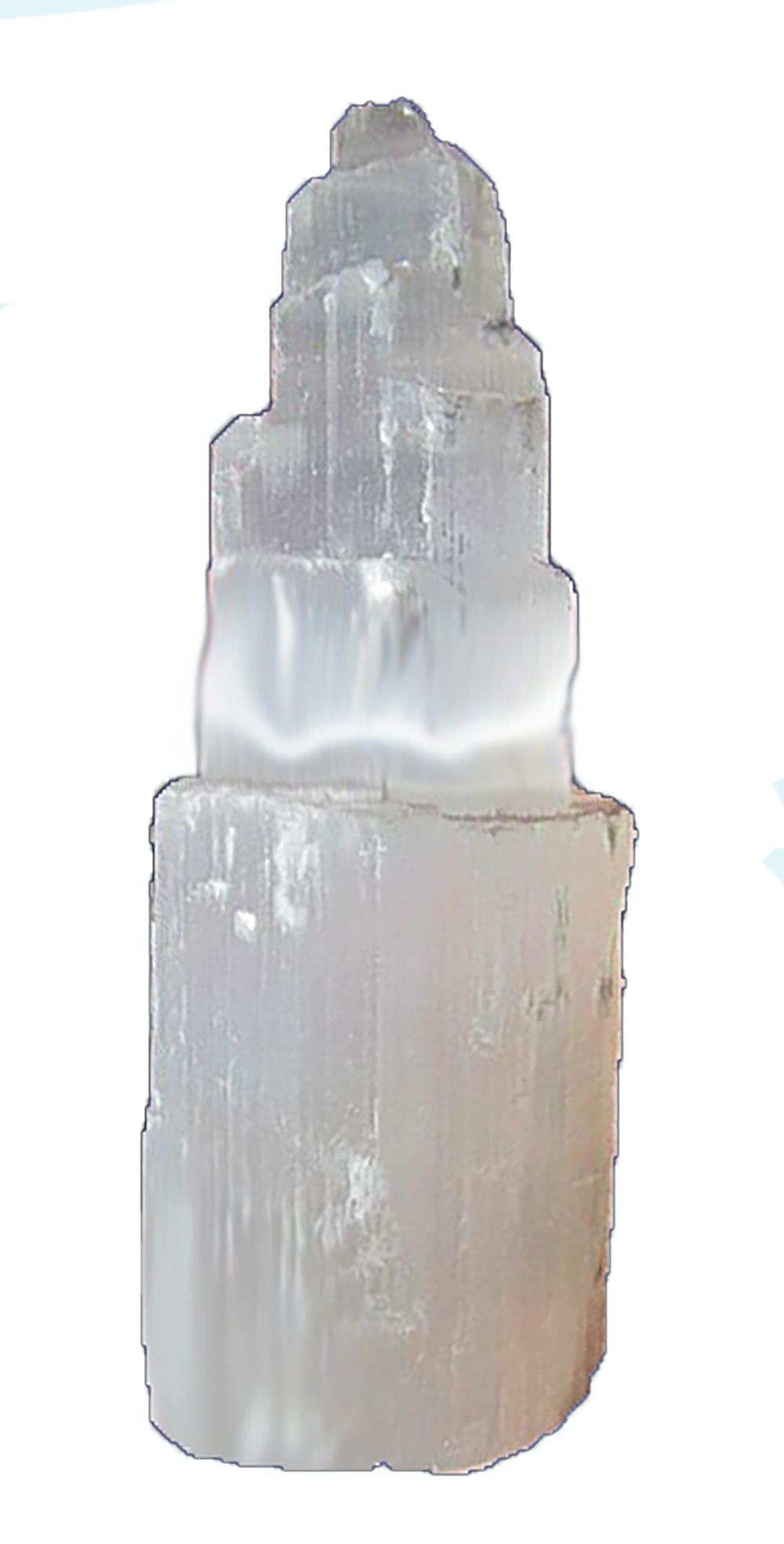 Top Quality 6in. Selenite Tower