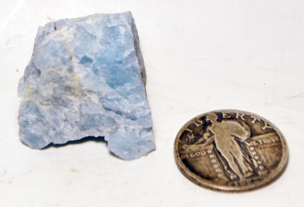 Pristine Blue Aquamarine