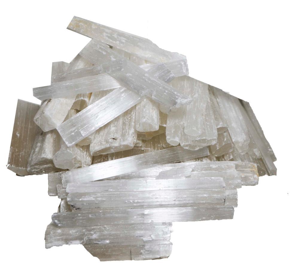 25lbs. Wholesale Selinite