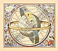 Situs Terrae Circulis Coelestibus Circundatae, Andreas Cellarius, Click for value