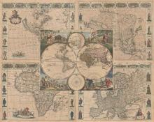 Antique Maps, Charts, Books and Engravings
