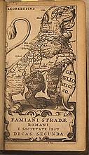 De Bello Belgico [with book] Famiani Stradae Romani E Societate Jesu De Bello Belgico Decas Secunda