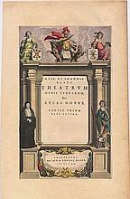 Guil. et Ioannis Blaeu Theatrum Orbis Terrarum, sive Atlas Novus. Partis Primae pars Altera