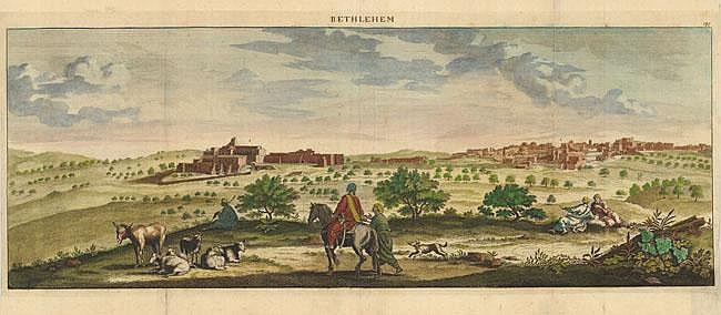 Bethlehem Bethlehem, Holy Land Cornelis de Bruyn