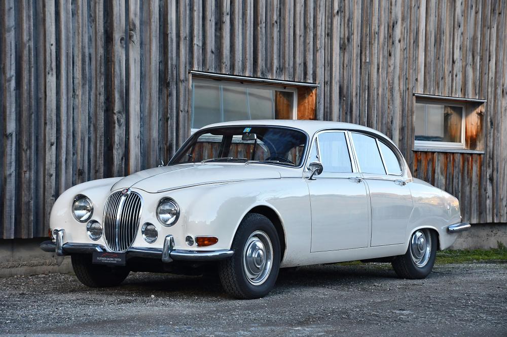 Jaguar 3.8-Litre S-Type, 1965