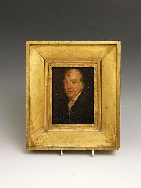 Daniel Orme, (1766-c.1832), Portrait of Dr Adam