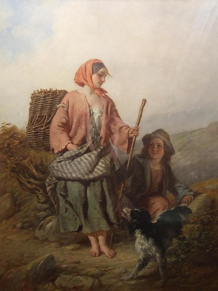 Charles Dukes, (fl.1829-1865),