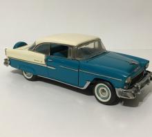 FRANKLIN MINT 1955 Chevrolet BELAIR Precision Car