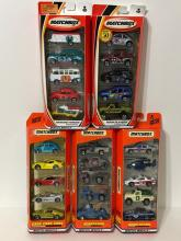 Large Lot of VTG Special Edition MATCHBOX Cars