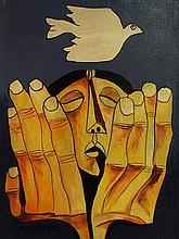 After: OSWALDO GUAYASAMIN (Ecuatorian, 1919-1999)