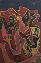 Attributed to: ERNST LUDWIG KIRCHNER (Germany)