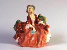 A Royal Doulton 'Lydia' figurine, HN1908, 1939-1995