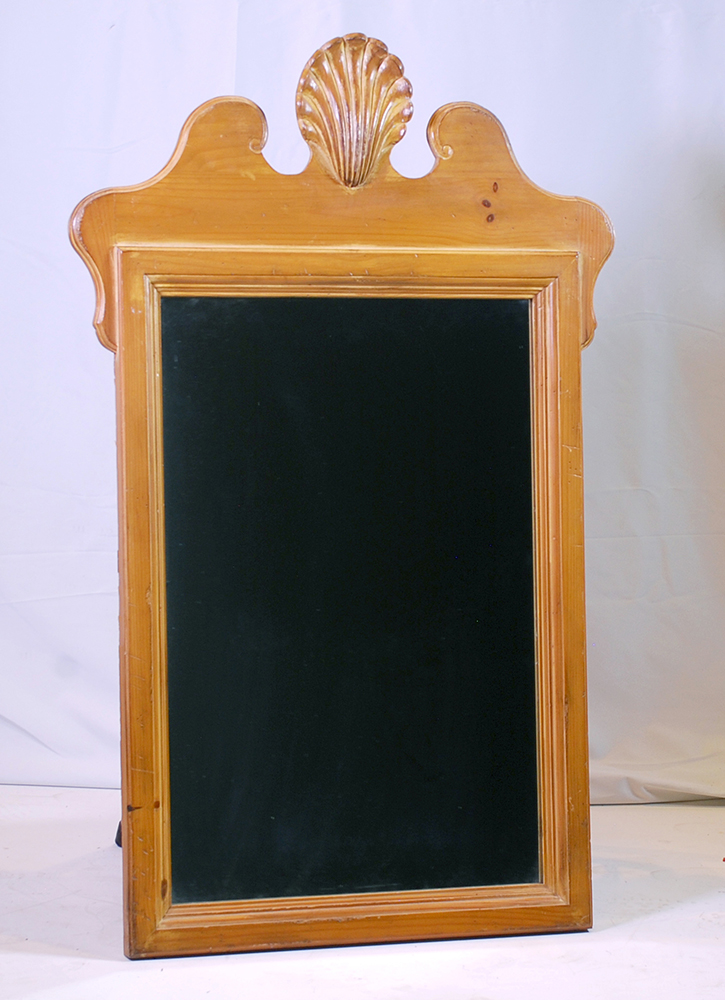 A spanish pine wall mirror 20th century Home furniture auctions cape town