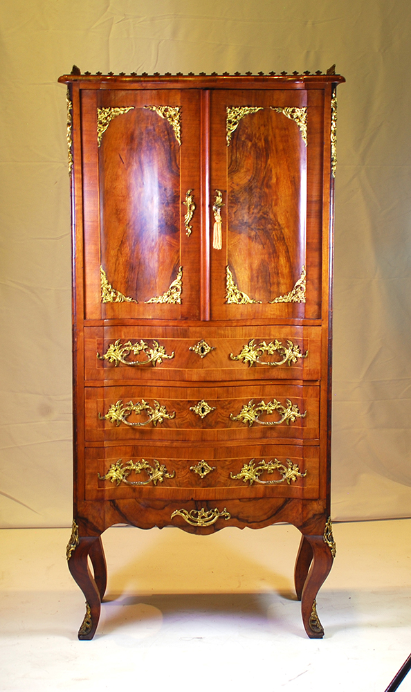 A french rosewood and ormalu cabinet c1920 Home furniture auctions cape town