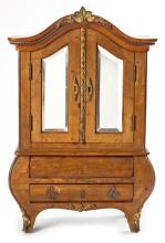 An Early 20th Century Miniature French Armoire