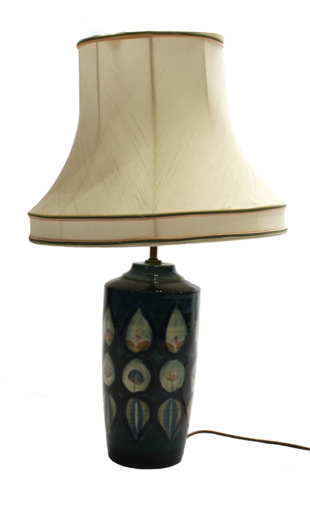 A Jersey Pottery Table Lamp