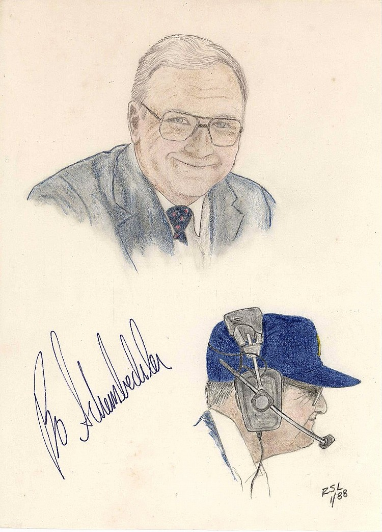 Bo Schembechler - University of Michigan
