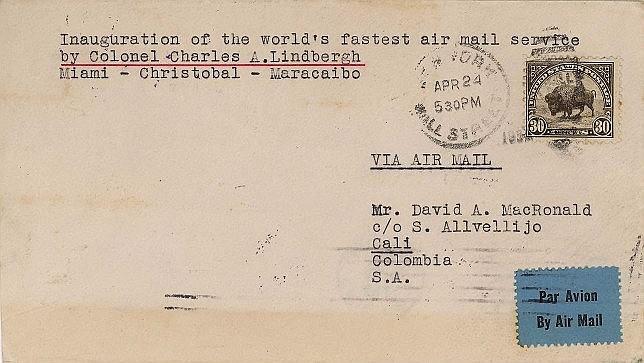(Lindbergh, Charles) Archive