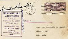 FDR and Cabinet Members  Signed Envelopes