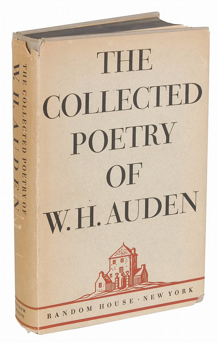The Collected Poetry of W. H. Auden