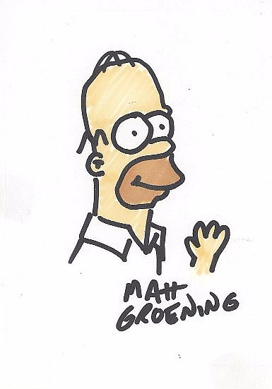 Original Matt Groening