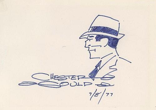 Original Chester Gould