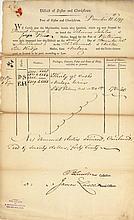 Benjamin Lincoln & James Lovell