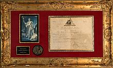Fantastic Napoleon Signed Appointment