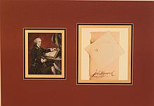 John Hancock Large Signature