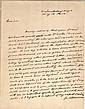 James Monroe Letter