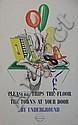 Mary Adshead (1904-1995) Pleasure Trips... By, Mary Adshead, Click for value