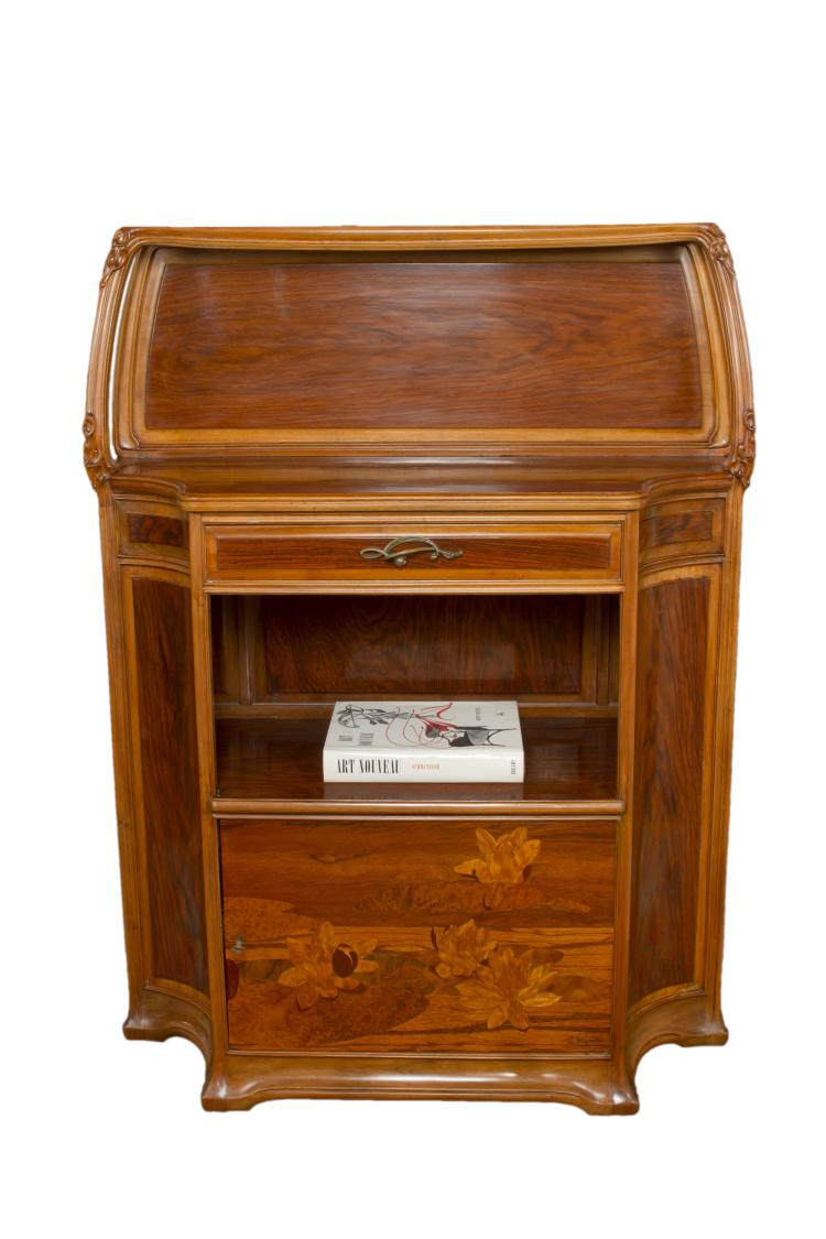 French Art Nouveau Server by, Louis Majorelle