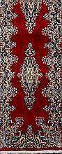 Passadeira Persa Kerman, Irão em lã feita à mão