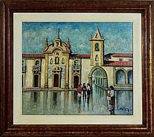 Manuel Gregório Pereira (1931-2013) - Original -