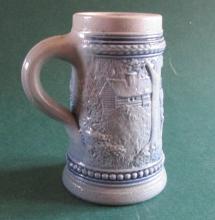 1/2 Liter German Gnome Stoneware Mug