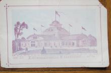 Woman's Pavilion International Exhibition 1876
