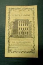 The Sailors Magazine New York 1857