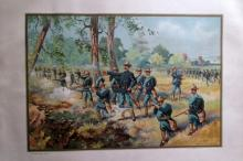 US Army Infantry Field Equipment 1892