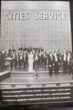 Cities Service Radio Concert 1934