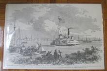 10th Connecticut Regiment Neuse River  - Civil War