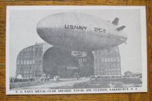 ZMC-2 Airship Naval Air Station Lakehurst NJ