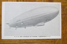 USS Los Angeles Naval Air Station Lakehurst NJ