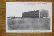 The Hanger At Naval Air Station Lakehurst NJ