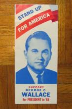 George Wallace For President ~ Group of 5 Items